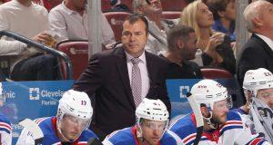 Alain Vigneault, New York Rangers, NHL