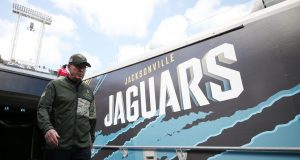 Tom Coughlin Jacksonville Jaguars