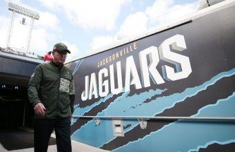 Tom Coughlin Jacksonville Jaguars