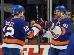 Josh Bailey, John Tavares, New York Islanders