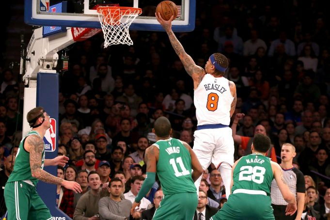 Michael Beasley New York Knicks