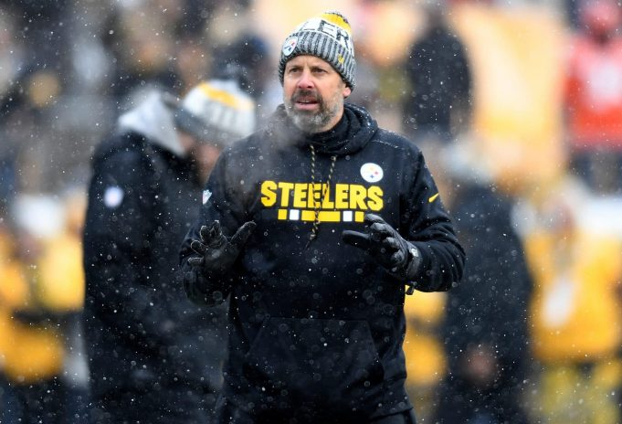 Todd Haley, Pittsburgh Steelers, NFL