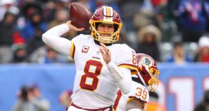 Kirk Cousins, Washington Redskins, NFL
