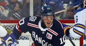 New York Rangers J.T. Miller has other big outdoor moments