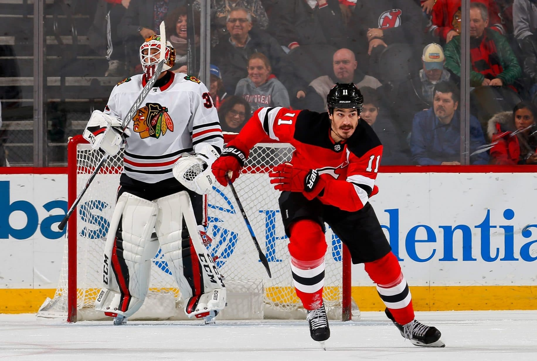 New Jersey Devils, Brian Boyle, NHL