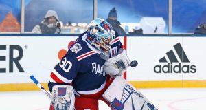 Henrik Lundqvist, New York Rangers, NHL