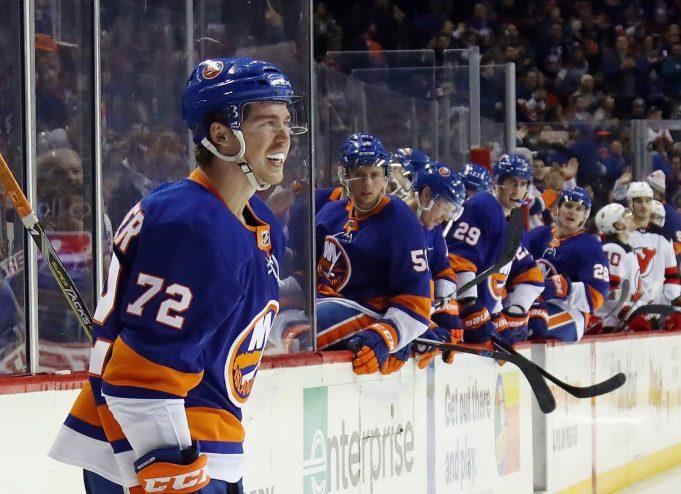 Anthony Beauvillier, New York Islanders, NHL
