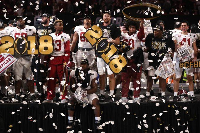 Alabama, National Championship, College Football