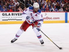 New York Rangers Marc Staal
