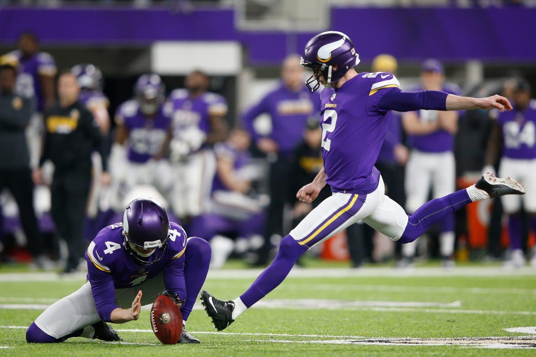 Kai Forbath, Minnesota Vikings, NFL