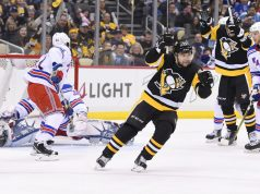 New York Rangers Pittsburgh Penguins