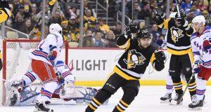 New York Rangers Pittsburgh Penguins
