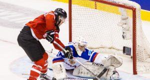 Ilya Sorokin, 2015 IIHF World Junior Championship, New York Islanders, Prospect