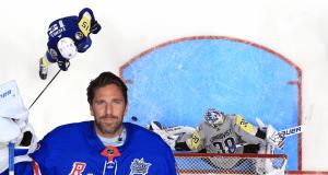 Henrik Lundqvist All-Star