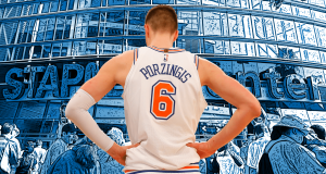 Kristaps Porzingis wants to win now
