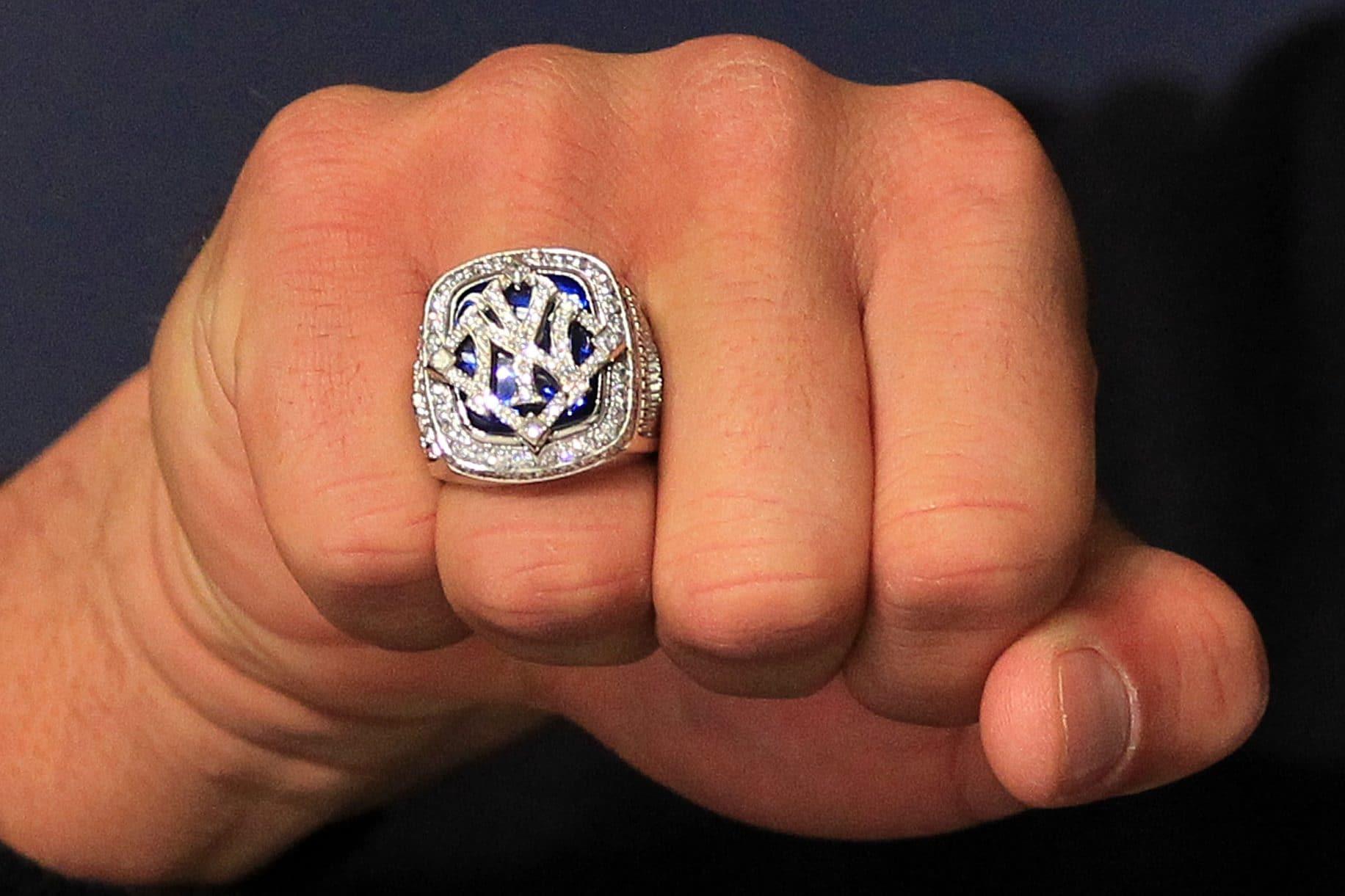 New York Yankees Championship Ring
