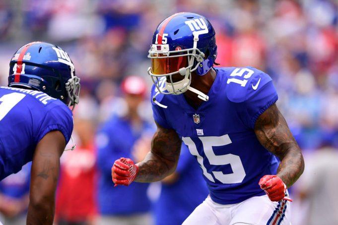 Brandon Marshall New York Giants