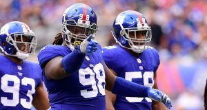 Damon Harrison, New York Giants