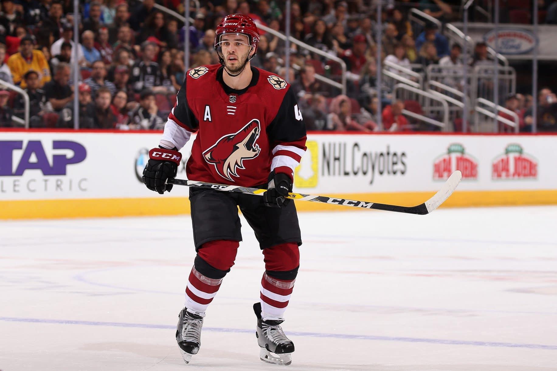 Niklas Hjalmarsson, Arizona Coyotes, NHL