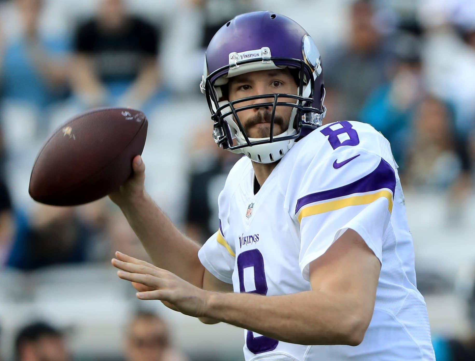 Sam Bradford, Minnesota Vikings, NFL