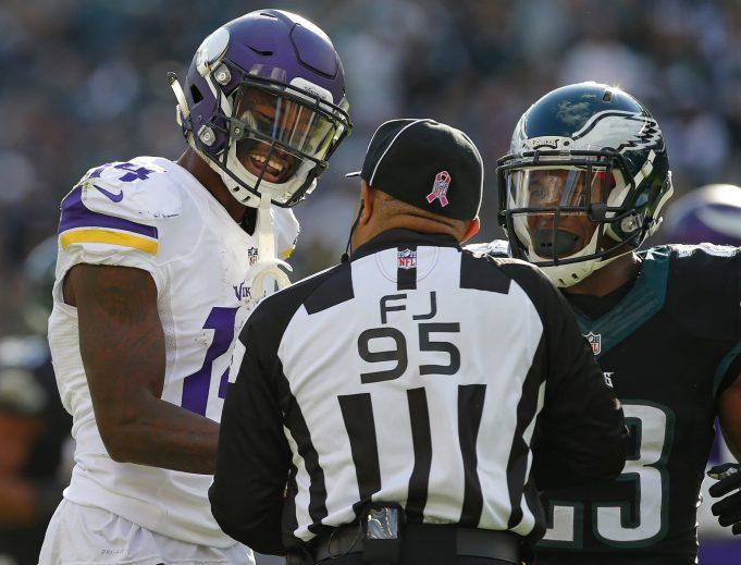 Minnesota Vikings, Philadelphia Eagles