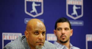 Tony Clark, Head MLB Players Association