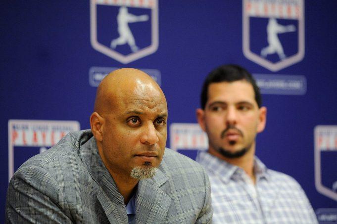 Tony Clark, Head MLB Players Association