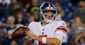 Davis Webb, New York Giants, NFL
