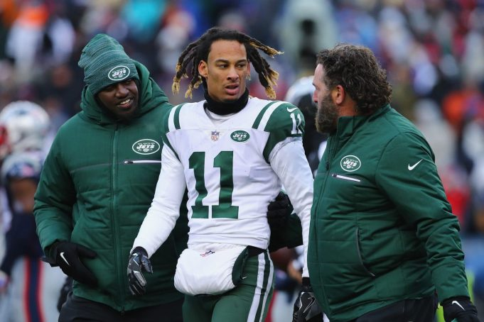 New York Jets Daily 1/20/18: Robby Anderson, Eric Allen