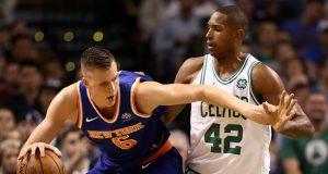 New York Knicks News Mix: Kristaps Porzingis