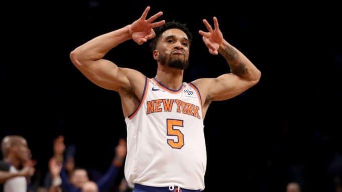 Courtney Lee New York Knicks