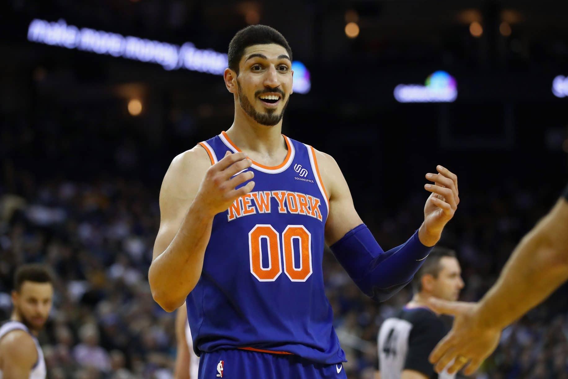 New York Knicks Enes Kanter Trade