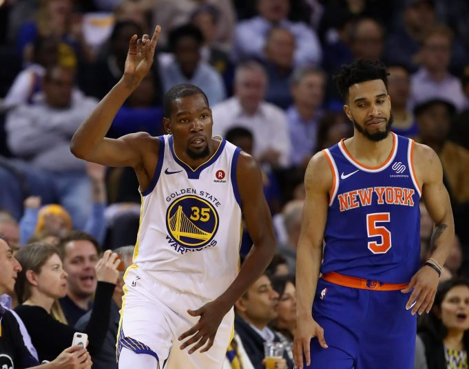 New York Knicks Golden State Warriors