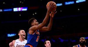 Frank Ntilikina, New York Knicks
