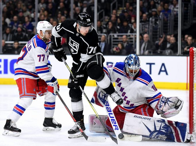New York Rangers Patheic play cost Rangers
