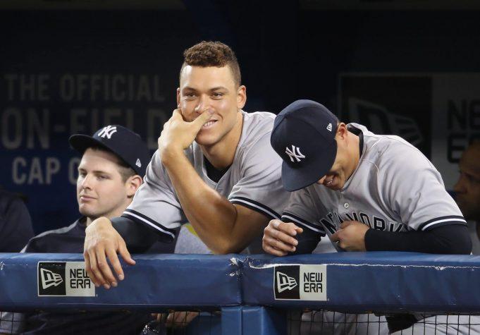 New York Yankees Baby Bomber