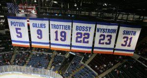 New York Islanders, Nassau Coliseum, Denis Potvin, Clark Gillies, Mike Bossy, Bob Nystrom, Bryan Trottier, Billy Smith