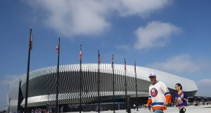 Nassau Coliseum, New York Islanders