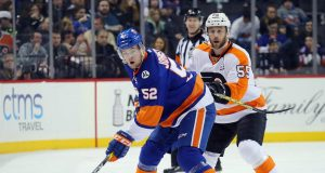 The New York Islanders finally have an aggressor