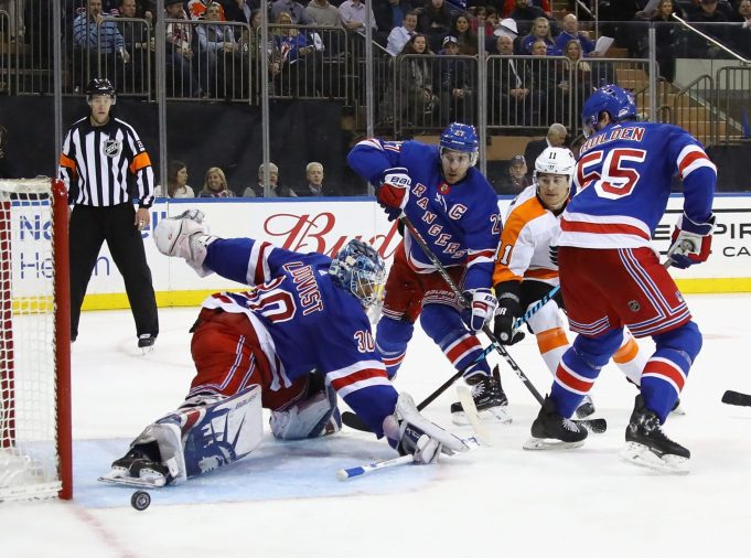 Should the New York Rangers Sell?