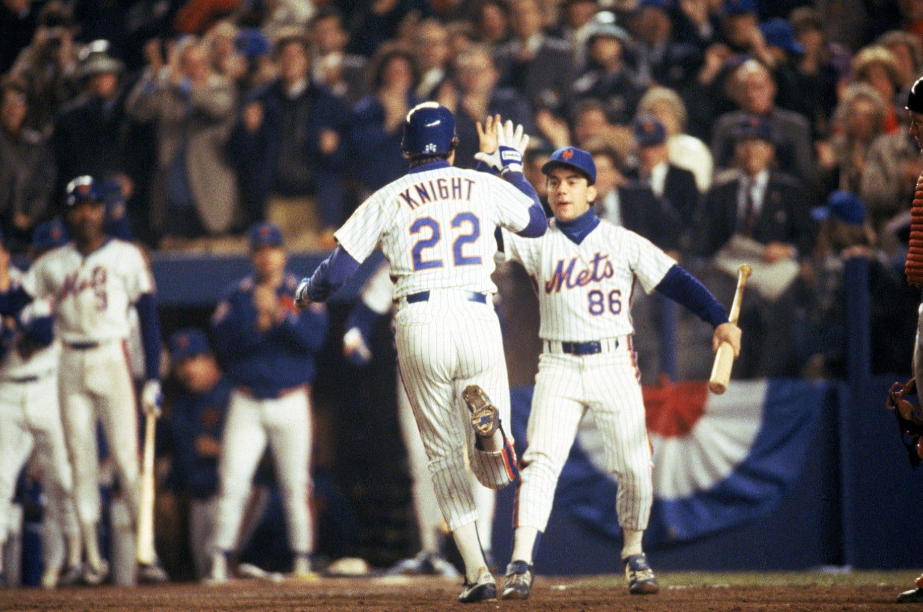 Ray Knight, New York Mets