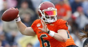 Baker Mayfield, Senior Bowl