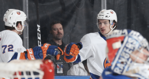 Mathew Barzal New York Islanders