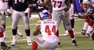 Ahmad Bradshaw, New York Giants