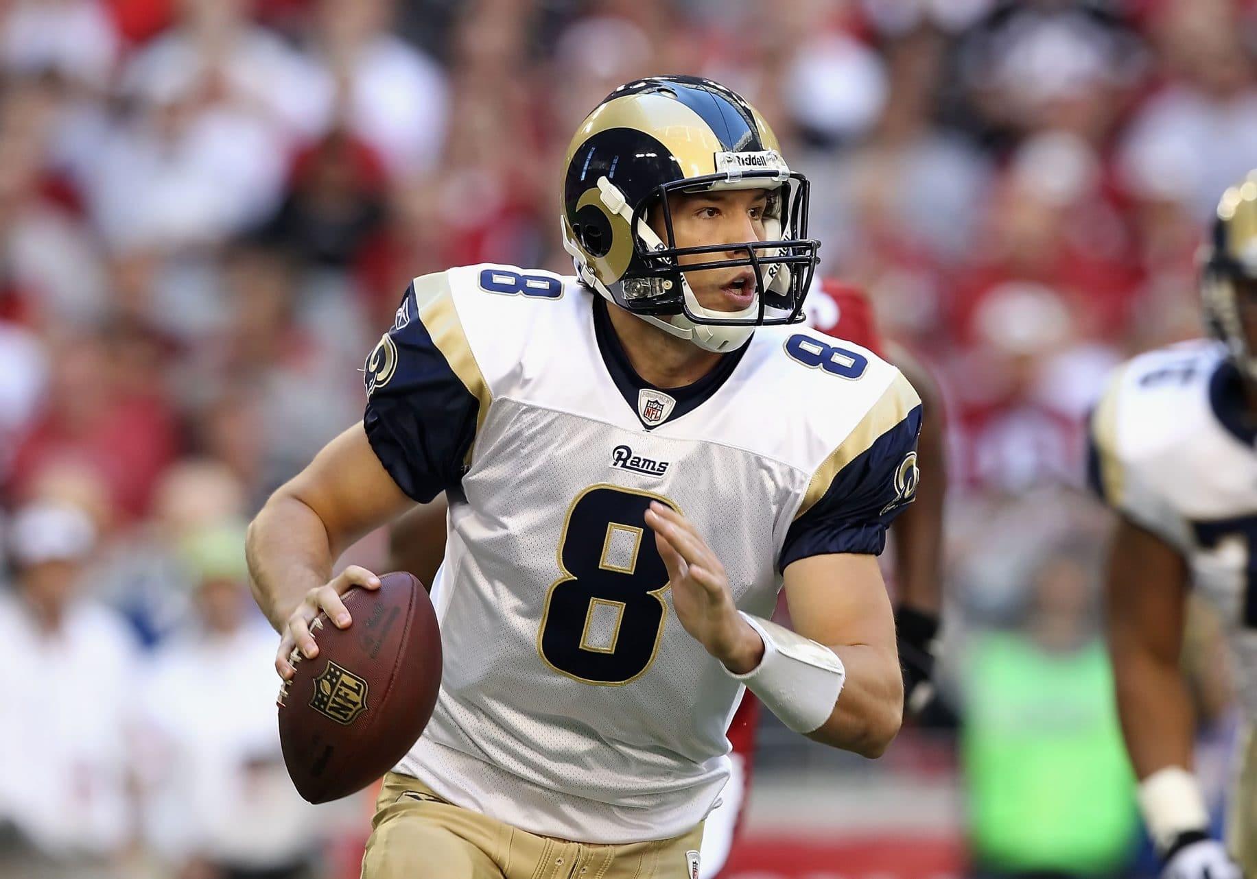 Sam Bradford, St. Louis Rams