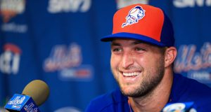 Tim Tebow New York Mets