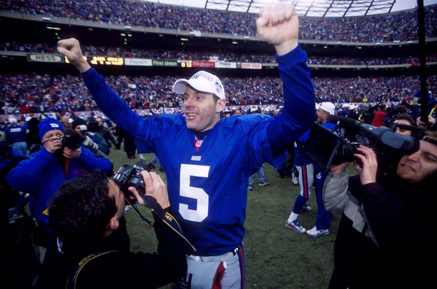 Kerry Collins, New York Giants
