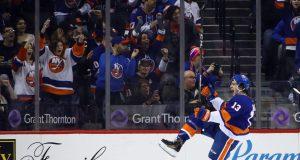Mathew Barzal, New York Islanders, Barclays Center, Calder Trophy