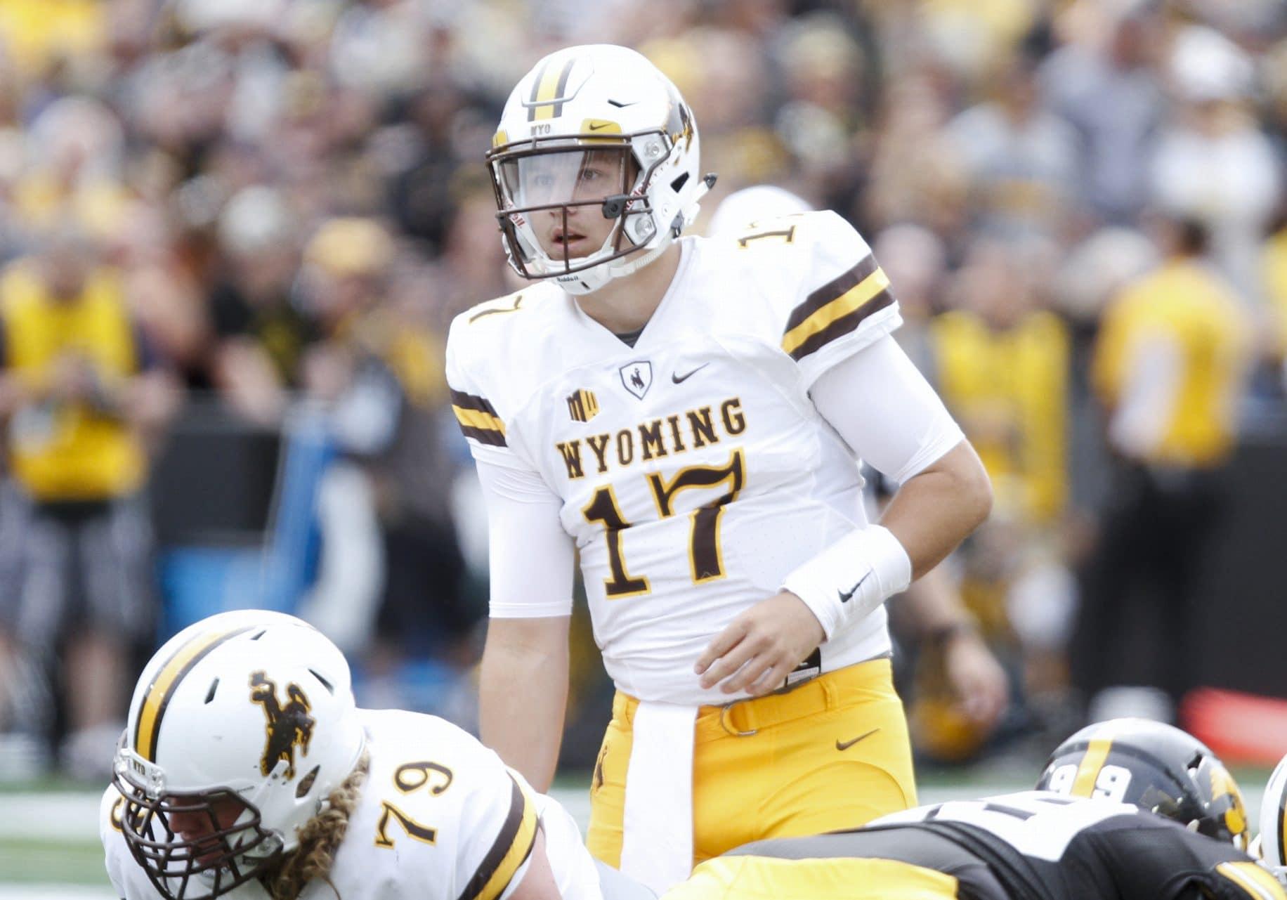 Josh Allen Wyoming New York Giants Senior Bowl