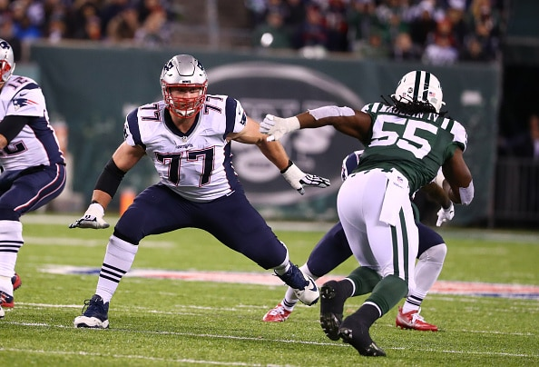 New York Giants Nate Solder